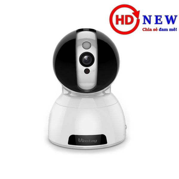 Camera Vimtag CP1 Wi-Fi đám mây 1MP (HD 720p) - HDnew Hà Nội
