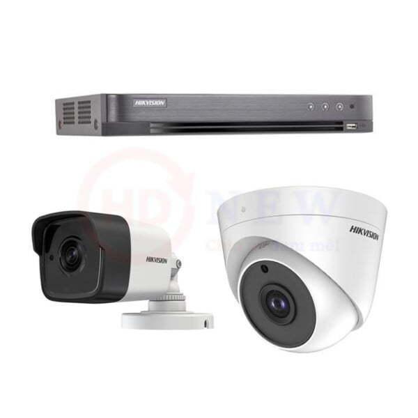 Bộ camera quan sát Hikvision HD-TVI 5MP   HDnew - Chia sẻ đam mê