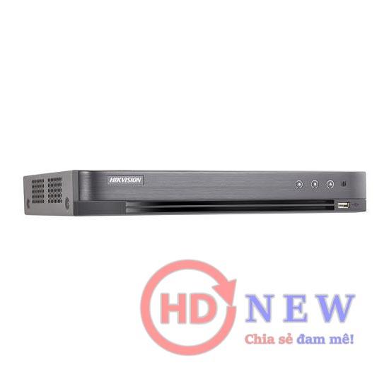 Đầu ghi Hikvision DS-7204/7208HUHI-K1 HD-TVI 5MP   HDnew - Chia sẻ đam mê