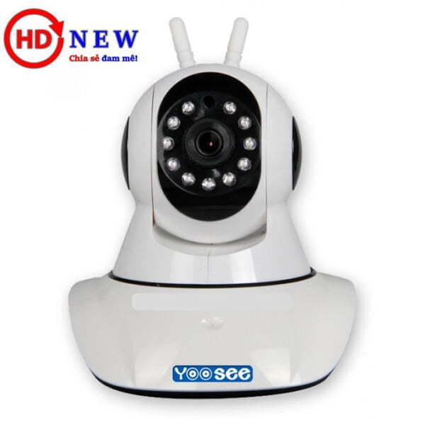 Camera IP YooSee 1MP (HD 720p), Wi-Fi 2 râu - HDnew Hà Nội