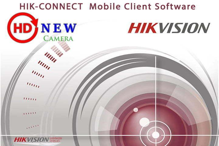Hướng dẫn cài đặt camera Hikvision trên điện thoại bằng Hik-Connect P2P   HDnew Camera