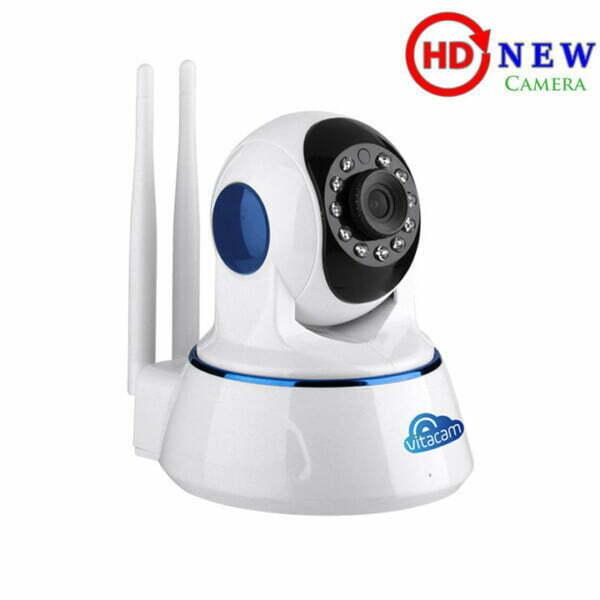 Camera Vitacam VT720 Wi-Fi 1MP (HD720p) - HDnew