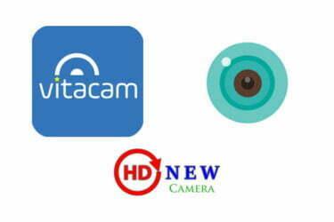 Hướng dẫn cài đặt, kết nối camera IP Vitacam trên điện thoại, máy tính bảng Android / iOS - HDnew Camera