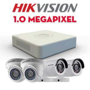 Bộ camera quan sátHikvision HD-TVI 1MP (HD 720p) | HDnew CCTV