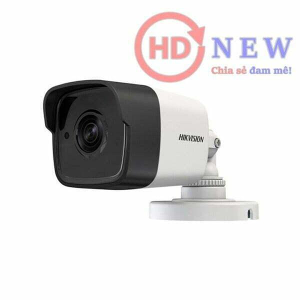 Hikvision DS-2CE16H0T-IT(F) - camera thân trụ 5MP, hồng ngoại 20m | HDnew CCTV