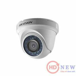 Hikvision DS-2CE56D0T-IR - camera bán cầu 2MP, hồng ngoại 20m | HDnew Camera