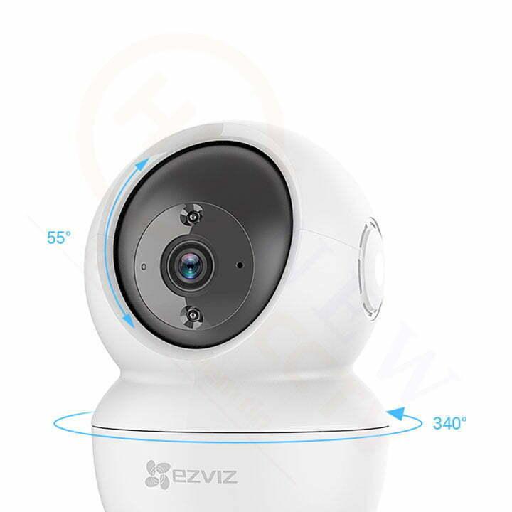 EZVIZ EZ360 (C6N CS-CV246) - Camera IP Wi-Fi 2MP (Full HD 1080p) | HDnew CCTV