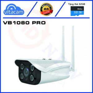Vitacam VB1080 Pro - Camera IP Wi-Fi Full HD 1080p, đèn quan sát màu ngày đêm | HDnew CCTV