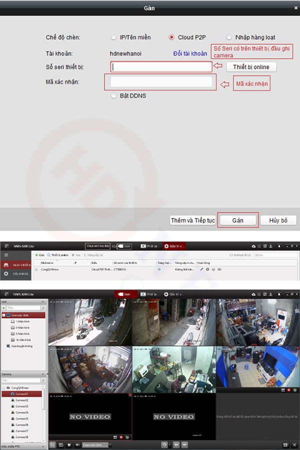 Hướng dẫn cài đặt Hik-Connect trên PC, Laptop (Windows) | HDnew CCTV