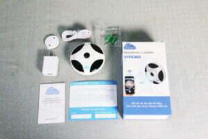 Vitacam VR1080 - Camera IP 2MP Full HD (quay toàn cảnh 360°) | HDnew CCTV
