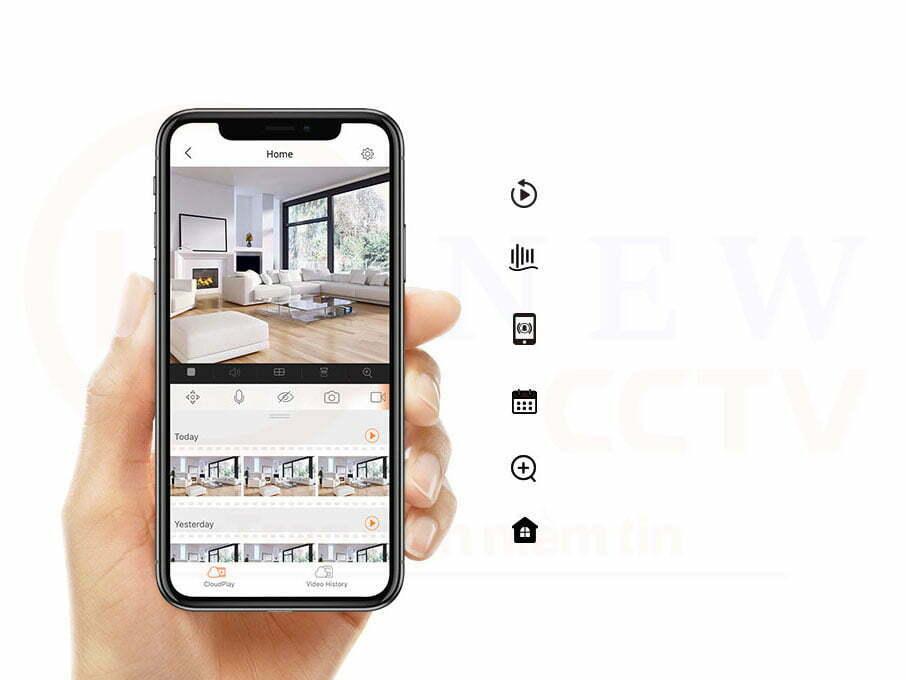 EZVIZ C1C (CS-C1C-1D2WFR) | Camera IP Wi-Fi Full HD 1080p | HDnew CCTV