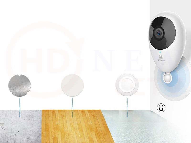 EZVIZ C2C (CS-CV206-C0-1A1WFR)   Camera IP Wi-Fi đơn giản, hiệu quả   HDnew CCTV