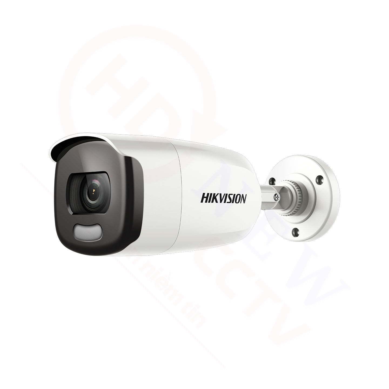 Camera Hikvision DS-2CE12DFT-F 2MP, có màu 24/24 (ColorVu Series) | HDnew CCTV