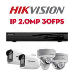 Bộ camera quan sát Hikvision IP 2MP 30fps | HDnew CCTV