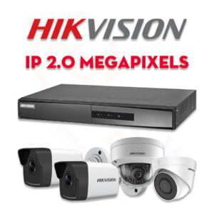 Bộ camera quan sát Hikvision IP 2MP | HDnew CCTV