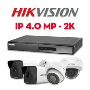 Bộ camera quan sát Hikvision IP 4MP (2K) | HDnew CCTV