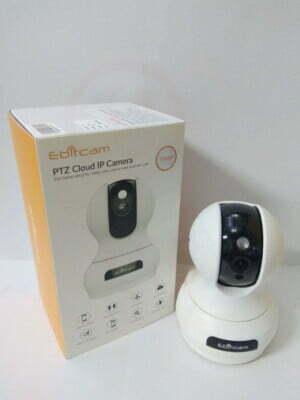 Ebitcam E3 - Camera IP Wi-Fi 2MP thông minh, tự theo dõi chuyển động   HDnew CCTV