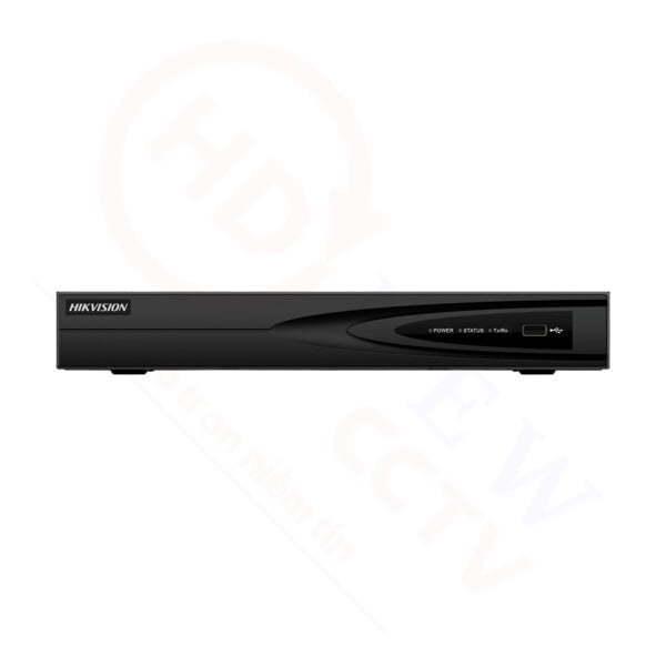 Đầu ghi IP Hikvision DS-7604/7608/7616NI-K1(B) (1U 4K NVR)   HDnew CCTV