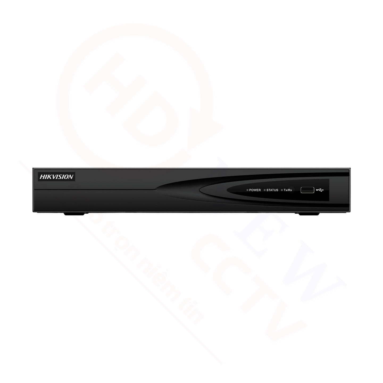 Đầu ghi IP Hikvision DS-7604/7608/7616NI-K1(B) (1U 4K NVR) | HDnew CCTV
