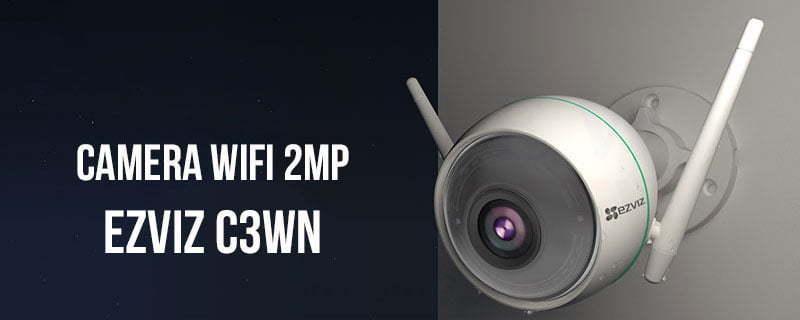 EZVIZ C3WN (CS-CV310-A0-1C2WFR) - Camera IP Wi-Fi 2MP (Full HD 1080p) | HDnew CCTV