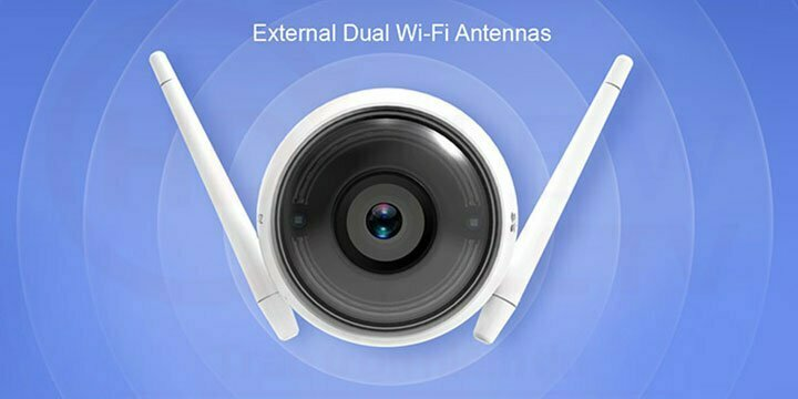 Camera IP Wi-Fi 2MP EZVIZ C3W (CS-CV310-A0-3B1WFR) | HDNew CCTV