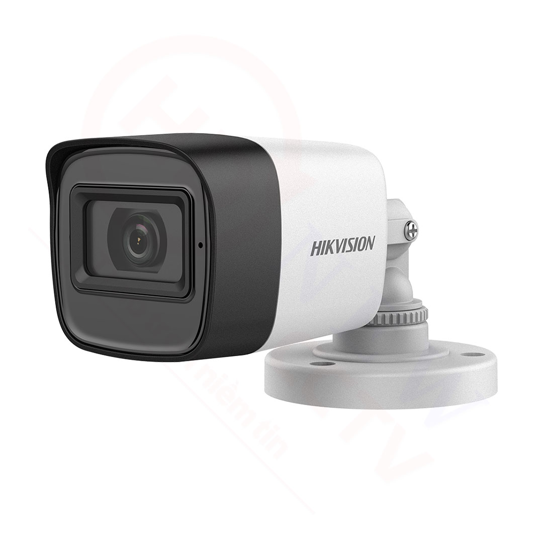 Camera Hikvision DS-2CE16D0T-ITFS (2MP Coaxial Audio Camera)   HDnew CCTV