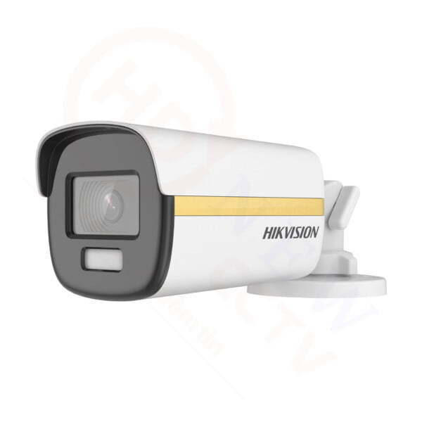 Hikvision DS-2CE12DF3T-F | Camera Bullet HDTVI 2MP, có màu 24/7 (ColorVu Series) | HDnew CCTV