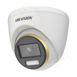 Hikvision DS-2CE72DF3T-F | Camera Turret HDTVI 2MP, có màu 24/7 (ColorVu Series) | HDnew CCTV