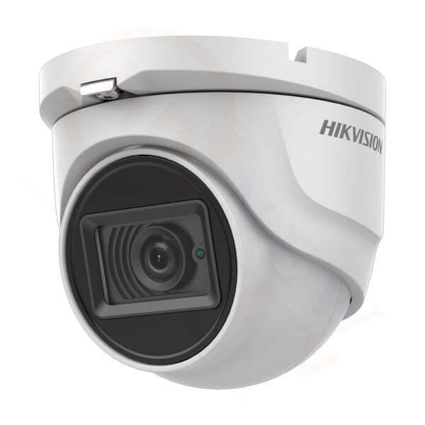 Hikvision DS-2CE76U1T-ITMF | Camera Turret HDTVI 8MP (4K) | HDnew CCTV