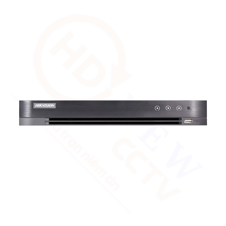 Đầu ghi Hikvision DS-7204/7208/7216HTHI-K HDTVI (4K 1U H.265 DVR) | HDnew CCTV