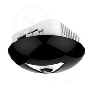 Ebitcam EBF2 - Camera IP Wi-Fi Fisheye 3MP toàn cảnh 360° | HDnew CCTV
