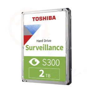 Ổ cứng Toshiba S300 2TB (HDWT720UZSVA) | HDnew CCTV