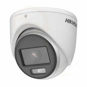 Hikvision DS-2CE70DF0T-MF | Camera Turret HDTVI 2MP, có màu 24/7 (ColorVu Series) | HDnew CCTV